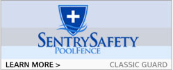 Sentry Safety Pool Fence