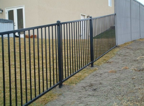 bull panel fence austin tx | Home - The Austin Fence Company 512